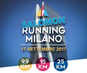 SALOMON RUNNING MILANO 2017