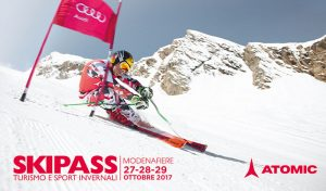 ATOMIC MAX POWER A SKIPASS 2017 CON REDSTER E ULTIMATE