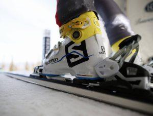 RACING DAY'S SALOMON MEDIA INFORMATION