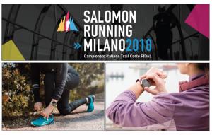 SUUNTO TIMEKEEPER UFFICIALE SALOMON RUNNING MILANO 2018