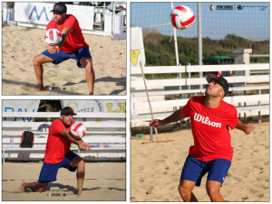 ADRIAN CARAMBULA E WILSON, ICONE DEL BEACH VOLLEY 2019