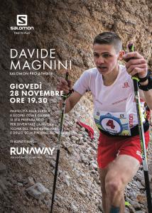 DAVIDE MAGNINI: L'ECCELLENZA DEL TRAIL RUNNING MONDIALE A MILANO