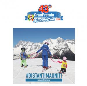 #DISTANTIMAUNITI: FINALE NAZIONALE 43° GRANPREMIO GIOVANISSIMI 54° CAMPIONATO ITALIANO MAESTRI