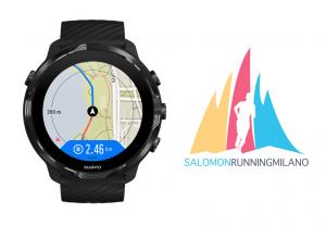 "SUUNTO TIMEKEEPER UFFICIALE ""SALOMON RUNNING MILANO 2020"""