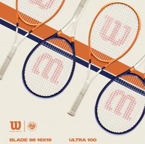 """PROFUMO DI """"TERRA ROSSA"""" - Wilson presenta le racchette da tennis ispirate al prestigioso Roland Garros"""