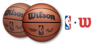 WILSON PRESENTA IL PALLONE UFFICIALE DELL'NBA, IN ANTICIPO RISPETTO ALLA STAGIONE NBA 2021-22